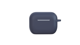 Devia - Silicone for Apple AirPods Pro - Blue