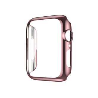 Devia - Metal Case for Apple Watch (42mm/44mm) - Rose Gold