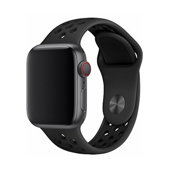 Devia - Sports Strap for Apple Watch (38mm/40mm) - Black