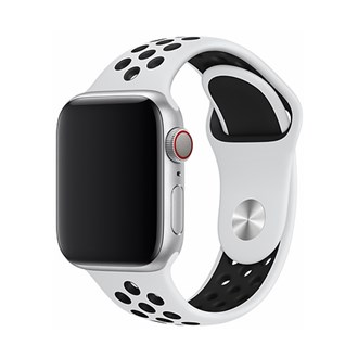 Devia - Sports Strap for Apple Watch (42mm/44mm) - White