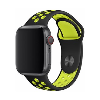 Devia - Sports Strap for Apple Watch (42mm/44mm) - Yellow