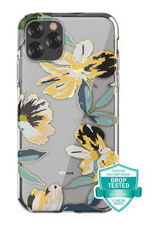 Devia - Flower for iPhone 11 - Yellow