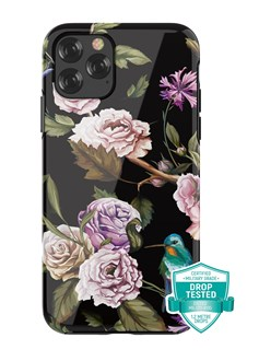 Devia - Flower for iPhone 11 Pro - Black