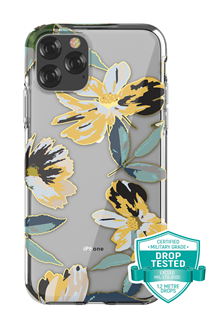 Devia - Flower for iPhone 11 Pro - Yellow