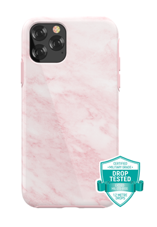Devia - Marble for iPhone 11 Pro - Pink