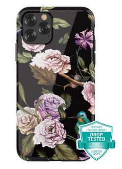 Devia - Flower for iPhone 11 Pro Max - Black