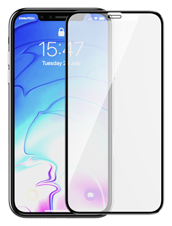 Devia - 3D Curved Tempered Glass - iPhone 12 Mini