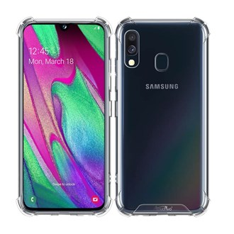 King Kong - Anti Burst for Galaxy A40 - Clear