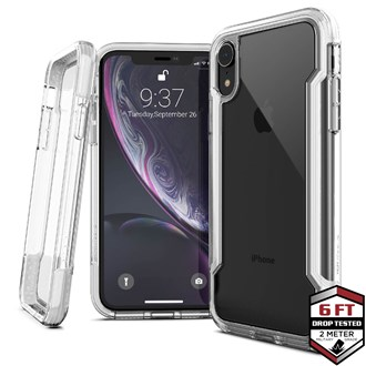 Raptic Clear for iPhone XR - Clear