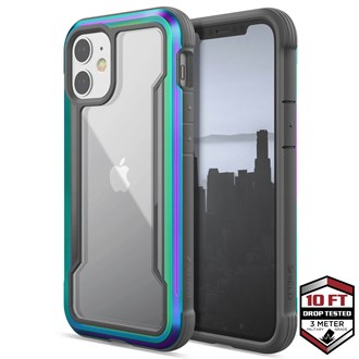 Raptic Shield for iPhone 12 Mini - Iridescent
