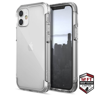 Raptic Air for iPhone 12 Mini - Clear