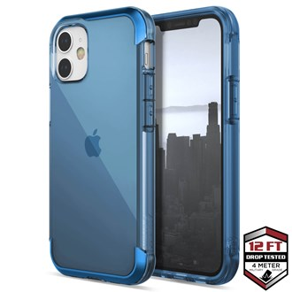 Raptic Air for iPhone 12 Mini - Blue