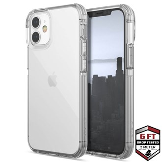 Raptic Clear for iPhone 12 Mini - Clear