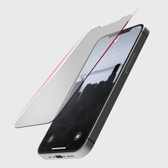 Raptic Glass 3D Full Coverage for iPhone 12 Mini - Clear