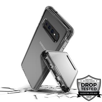 Prodigee - Safetee Steel for Galaxy S10 Plus - Black