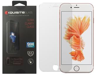 Xquisite 2D Glass - iPhone 8/7/6S/6 - Clear