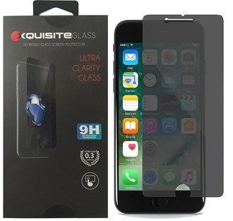 Xquisite 2D Glass - iPhone 8/7/6S/6 Plus - Privacy