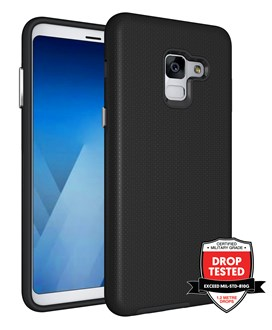 ProGrip for Galaxy A8 (2018) - Black