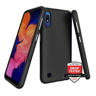 ProGrip for Galaxy A10 - Black