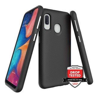 ProGrip for Galaxy A20e - Black