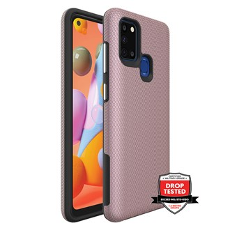 ProGrip for Galaxy A21s - Rose Gold