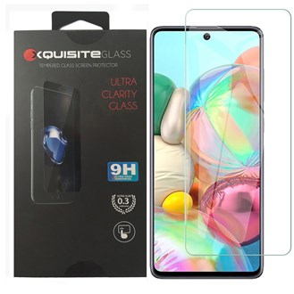 Xquisite 2D Glass - Galaxy A71 - Clear