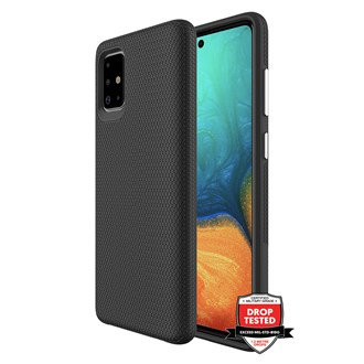 ProGrip for Galaxy A71 - Black