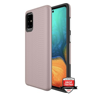 ProGrip for Galaxy A71 - Rose Gold