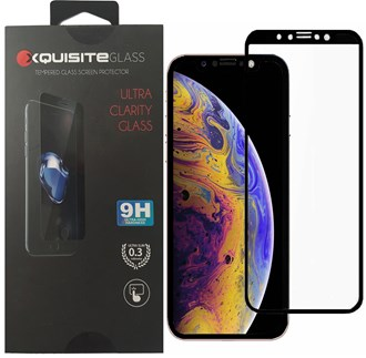 Xquisite 3D Glass - iPhone 11 Pro & iPhone XS/X (Mounting Frame Included)