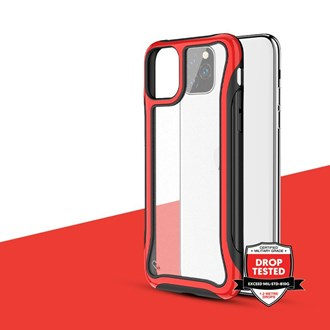AeroGrip for iPhone 12 Mini - Red
