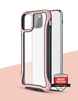 AeroGrip for iPhone 12 & iPhone 12 Pro - Rose Gold