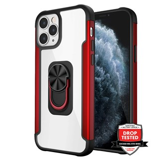 RingForce for iPhone 12 & iPhone 12 Pro - Red