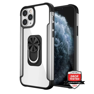 RingForce for iPhone 12 & iPhone 12 Pro - Silver