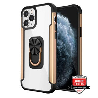 RingForce for iPhone 12 Pro Max - Rose Gold