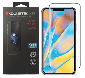Xquisite 2D Glass - iPhone 12 & iPhone 12 Pro - Clear