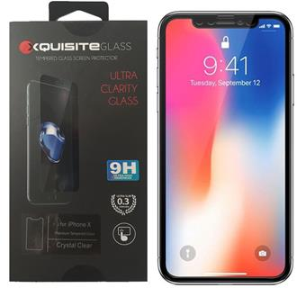Xquisite 2D Glass - iPhone 11 Pro & iPhone XS/X - Clear