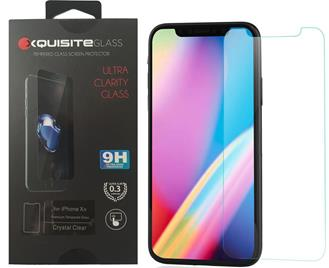 Xquisite 2D Glass - iPhone 11 & iPhone XR - Clear