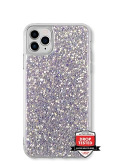 GlitterFlake for iPhone SE/8/7/6S/6 - Clear
