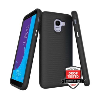 ProGrip for Galaxy J6 (2018) - Black