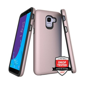 ProGrip for Galaxy J6 (2018) - Rose Gold