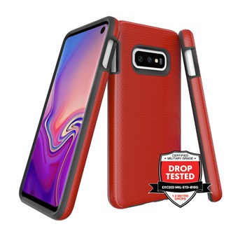 ProGrip for Galaxy S10e - Red