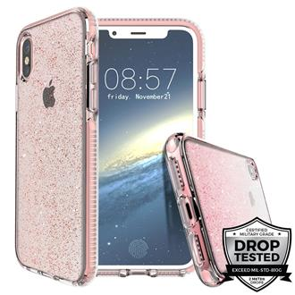Prodigee - Superstar for iPhone XS/X - Rose Gold