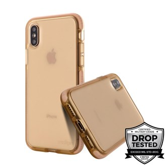 Prodigee - Safetee Smooth for iPhone XS/X - Rose